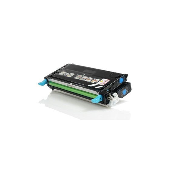 Toner Xerox Compatível 113R00723 6180 Azul (7.000 Pág.)