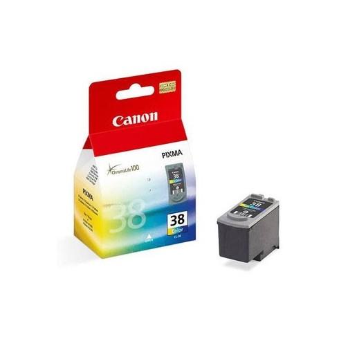 Tinteiro Canon CL38 Tricolor Canon Consumíveis