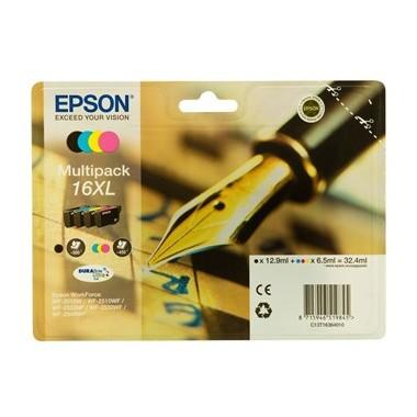 Tinteiro Epson C13T16364010 4 Cores Epson Consumíveis
