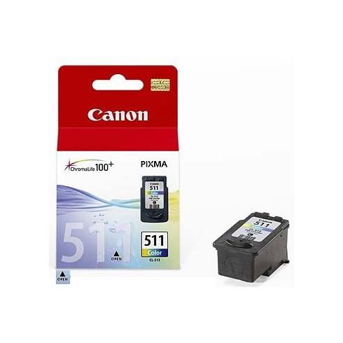 Tinteiro Canon CL511 Tricolor Canon Consumíveis