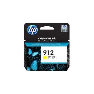 Tinteiro HP Original 3YL79A Nº912 Amarelo (315 Pág.)