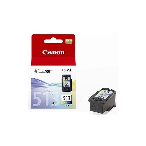 Tinteiro Canon CL513 Tricolor Canon Consumíveis