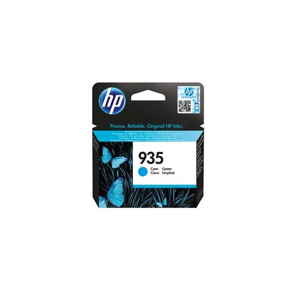 Tinteiro HP Original C2P20A Azul (400 Pág.)