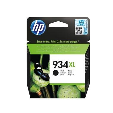 Tinteiro HP Original C2P23A Preto (1000 Pág.)