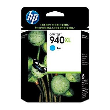Tinteiro HP Original C4907A Nº940XL Azul (1400 Pág.)