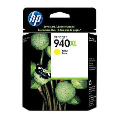 Tinteiro HP Original C4909A Nº940XL Amarelo (1400 Pág.)