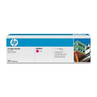 Toner HP CB383A Magenta HP Consumíveis
