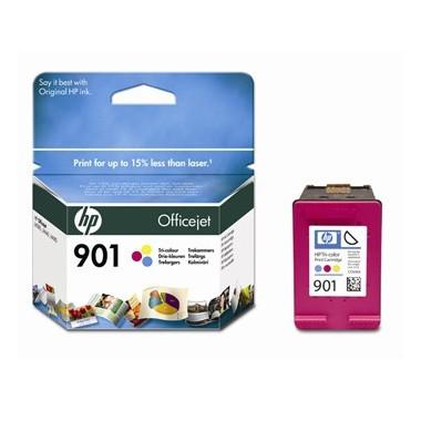 Tinteiro HP Original CC656A 3 Cores (360 Pág.)