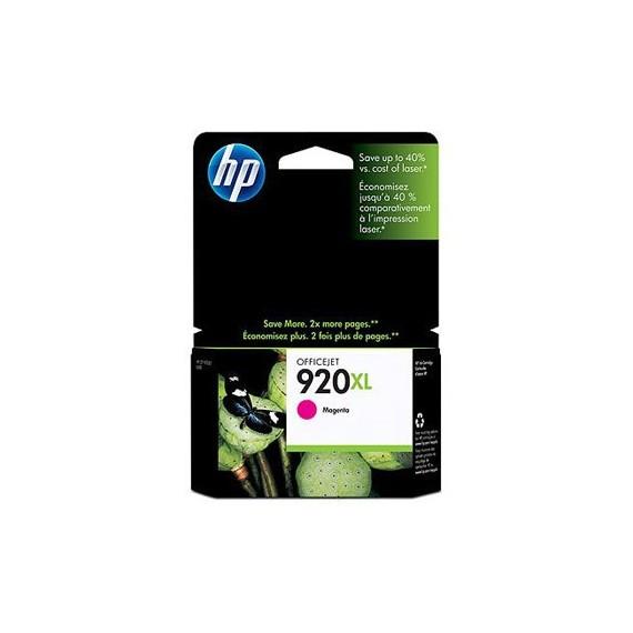 Tinteiro HP Original CD973A Nº920XL Magenta (700 Pág.)