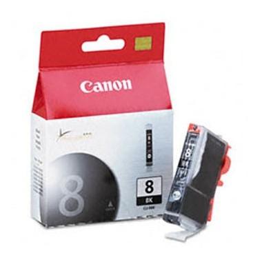 Tinteiro Canon CLI8BK Preto Canon Consumíveis