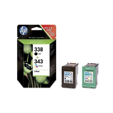 Tinteiro HP Original SD449E Preto HP Consumíveis