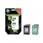 Tinteiro HP Original SD449E Preto
