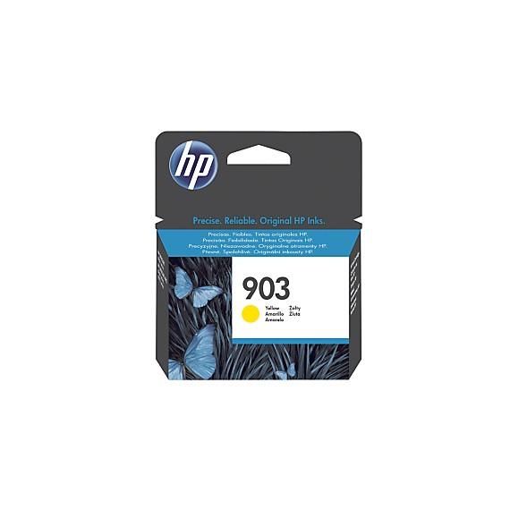 Tinteiro HP Original T6L95A Amarelo HP Consumíveis