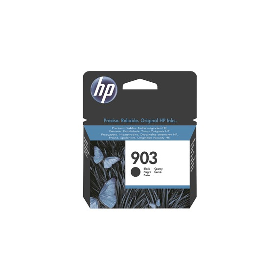 Tinteiro HP Original T6L99A Preto HP Consumíveis