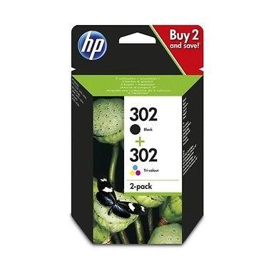 Tinteiro HP Original X4D37A Preto HP Consumíveis