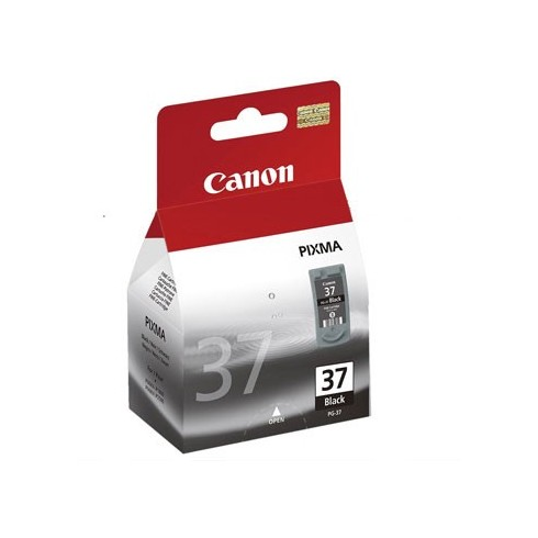 Tinteiro Canon PG37 Preto Canon Consumíveis