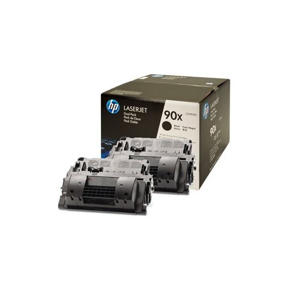 Toner HP Original CE390XD Preto (48000 Pág.)