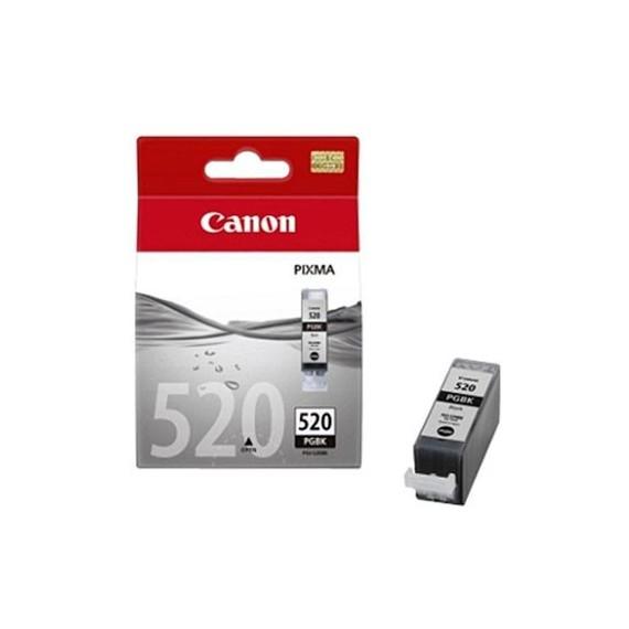 Tinteiro Canon PGI520BK Preto Canon Consumíveis
