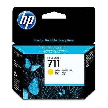 Tinteiro HP CZ132A Amarelo HP Consumíveis