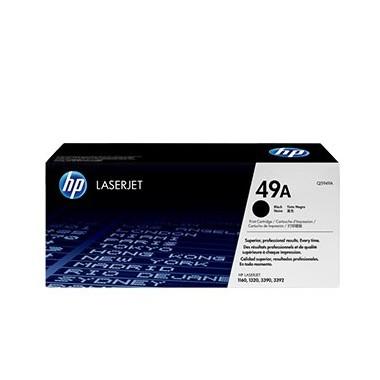 Toner HP Q5949A Preto HP Consumíveis