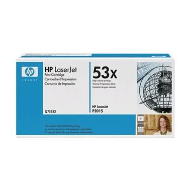 Toner HP Q7553X Preto HP Consumíveis