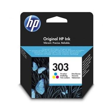 Tinteiro HP T6N01A Tricolor HP Consumíveis