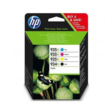 Tinteiro HP Original X4E14A 4 Cores