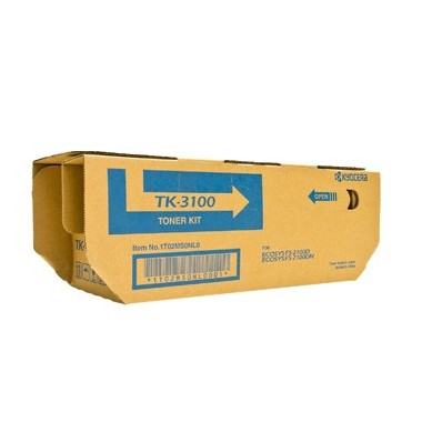 Toner Kyocera TK3100 Preto Kyocera Consumíveis