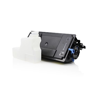 Toner Kyocera Compatível Premium 1T02LV0NL0 Preto Kyocera Compatível Premium Consumíveis