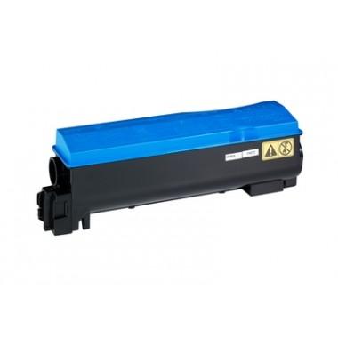 Toner Kyocera Compatível Premium 1T02HGCEU0 TK-570C Ciano
