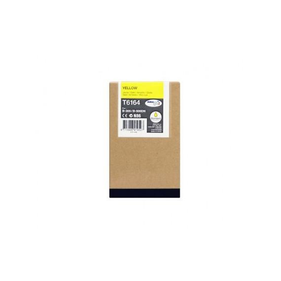 Tinteiro Epson Compatível C13T616400 T6164 Amarelo (3.500 Pág.)