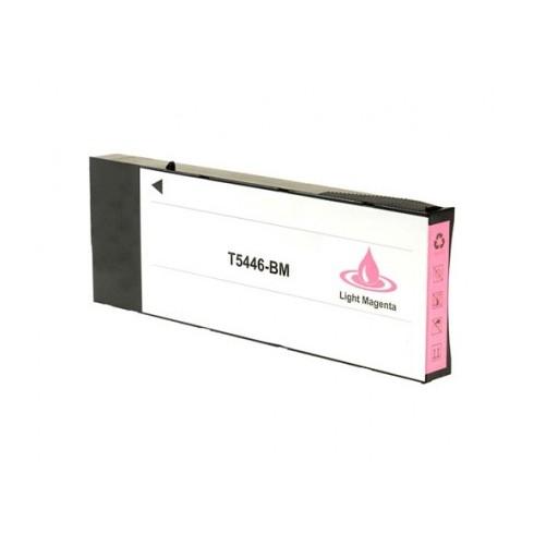 Tinteiro Epson Compatível C13T544600 T544600 Magenta Claro (220