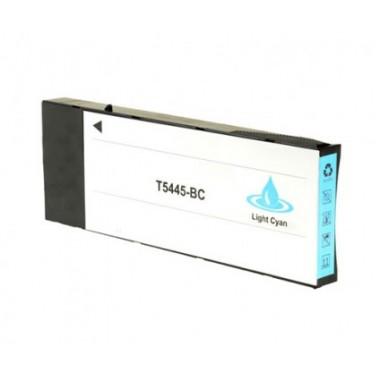 Tinteiro Epson Compatível C13T544500 T544500 Ciano Claro (220