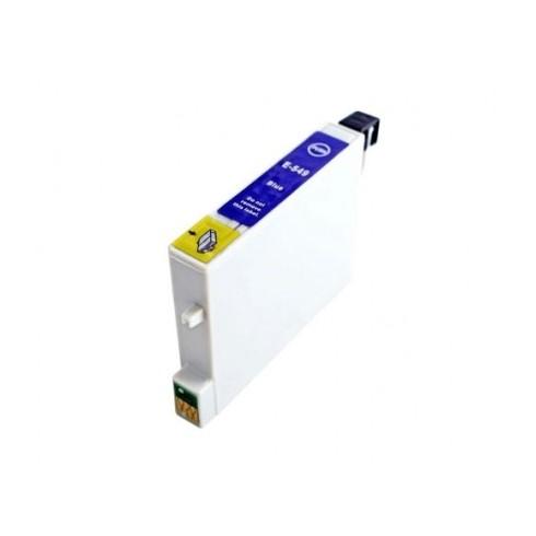 Tinteiro Epson Compatível C13T05534010 T0549 Azul (17 ml)