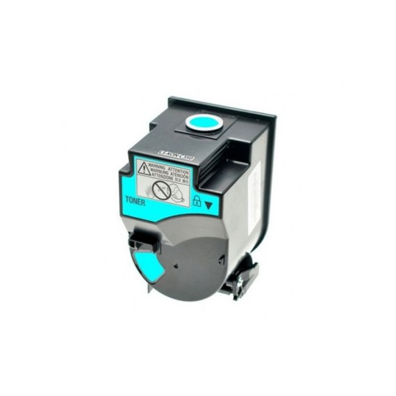 Toner Konica Compatível 4053703 TN-310C Ciano (11.500 Pág.)