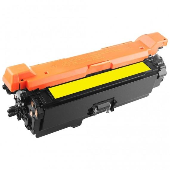 Toner HP Compatível CF332A Nº654A Amarelo (15.000 Pág.)