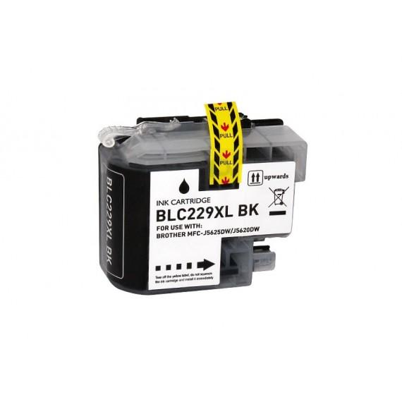 Tinteiro Brother Compatível LC-229XLBK Preto (58.6 ml)