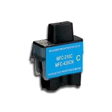 Tinteiro Brother Compatível LC-900C Ciano (12 ml)