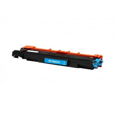 Toner Brother Compatível TN-247C/TN-243C Azul Brother Compatível Consumíveis