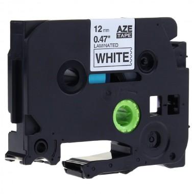 Fita Brother Compatível TZE-251 Preto/Branco Brother Compatível Consumíveis