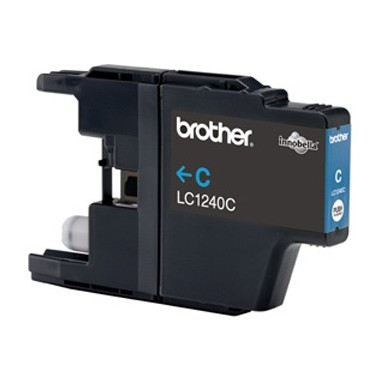 Tinteiro Brother LC1240C Ciano Brother Consumíveis