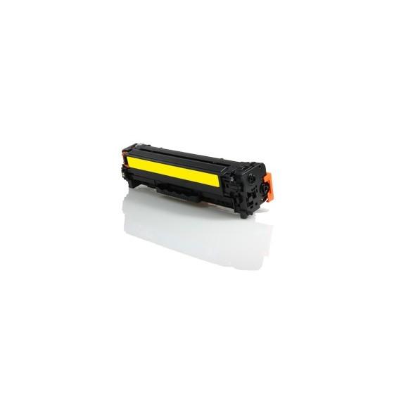 Toner Canon Compatível 3025C002 Amarelo Canon Compatível Consumíveis