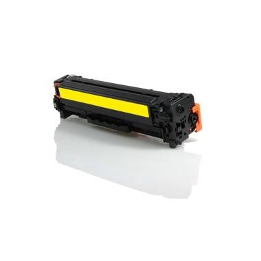 Toner Canon Compatível 3025C002 054HY Amarelo (2.300 Pág.)