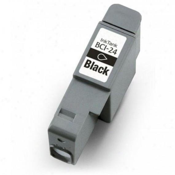Tinteiro Canon Compatível BCI21BK Preto (9.2 ml)