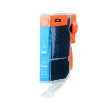 Tinteiro Canon Compatível 6444B001 CLI551CXL Ciano (13 ml)