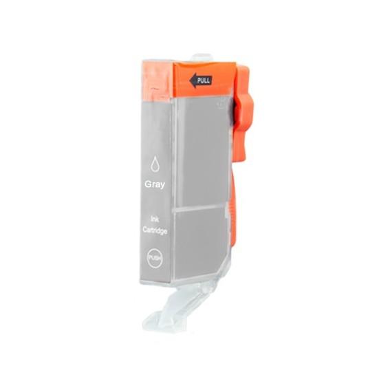 Tinteiro Canon Compatível 0335C001 CLI571GYXL Cinzento (11 ml)