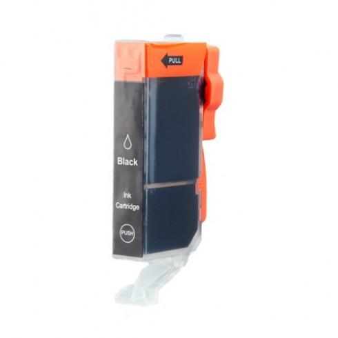 Tinteiro Canon Compatível 0620B001 CLI8BK Preto (13.4 ml)