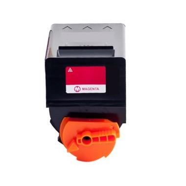 Toner Canon Compatível 0454B002 Magenta Canon Compatível Consumíveis