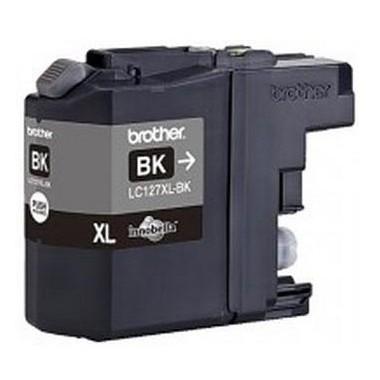 Tinteiro Brother LC127XLBK Preto Brother Consumíveis