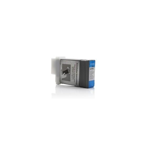 Tinteiro Canon Compatível 6706B001 PFI107C Ciano (130 ml)